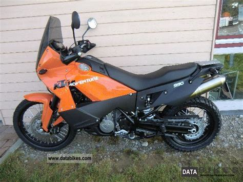 Ktm 990 Enduro Ktm Bikes And Atv S With Pictures