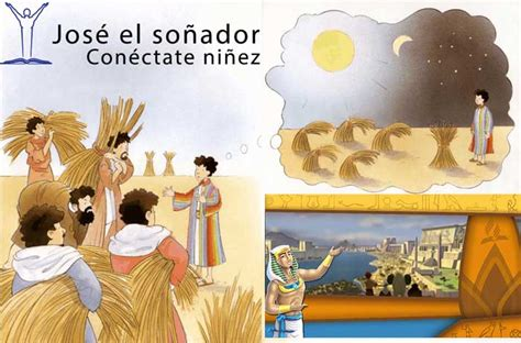 Historia Biblica De Jose El Sonador | dibujos de jose el sonador imagui