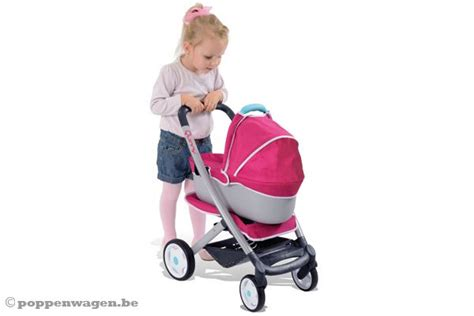 Maxi Set 4in1 by Smoby Maxi Cosi Quinny 4in1 Poppenwagen Be
