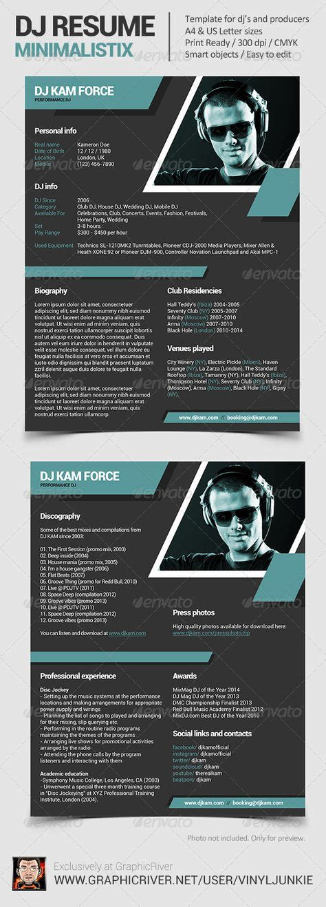 dj biography template dj biography template bio sle that will teach you