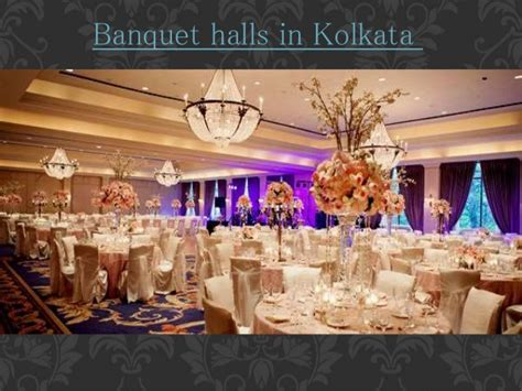 Banquet halls in kolkata for every type of event
