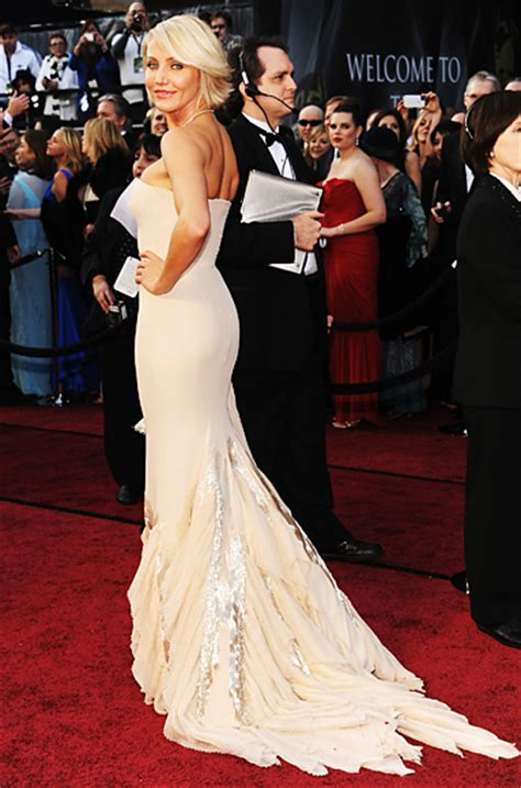 Catwalk To Carpet Cameron Diaz In Gucci by Let S Talk About The Oscars Coriedoesmyhair