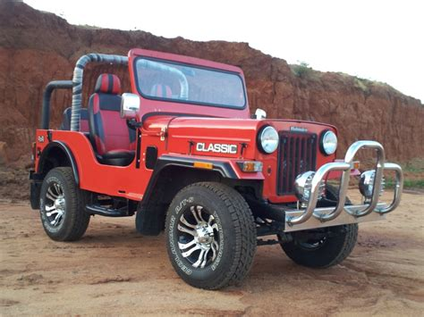 Classic Jeep For Sale 5 Cars You Want Back In India