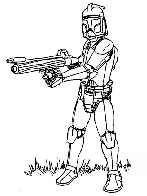 printable coloring pages wars clone troopers coloring wars clone trooper coloring pages