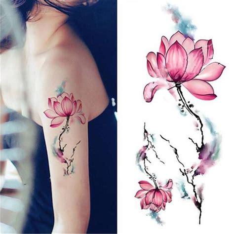 amazing lotus flower tattoos best tattoos for 2018 ideas