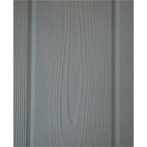 Composite Shiplap Siding 48 in x 96 in composite panel siding