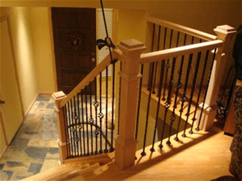 What S A Banister Works By Lucas Prefab Iron Banister Installation