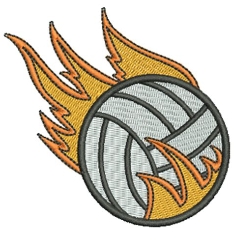 design a netball logo netball 11675 stock embroidery designs for home and