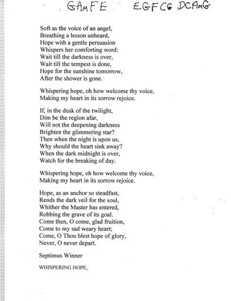back number happy end chord sacred poetry 3 tom pumroy