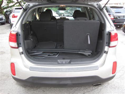 Kia Sorento 3rd Row Seat 2014 Kia Sorento Lx 3rd Row Seat Rearview Back Up