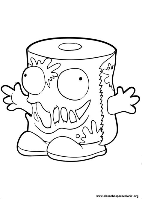free coloring pages of trash pack garbage truck free coloring pages of trash pack toys