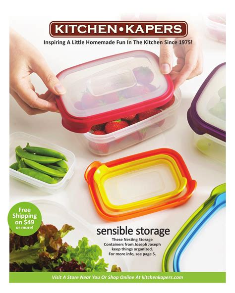 Kitchen Kapers by Kitchen Kapers 2015 Catalog By Kitchen Kapers Issuu