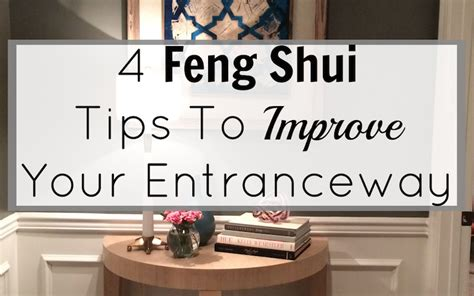 feng shui tip if you are going to paint why not use 4 feng shui tips to improve your entranceway gates