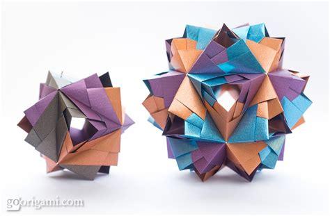 Kusudama Origami Pdf - 30 absolutely beautiful origami kusudamas