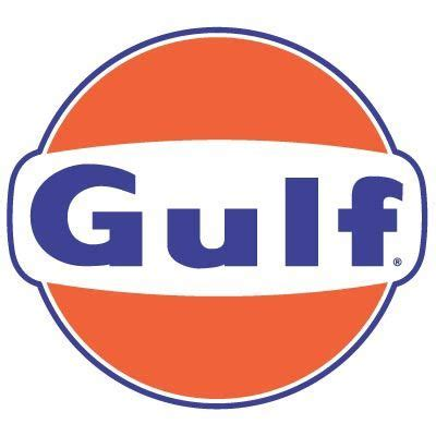 Gulf Racing Logo Search Vector Images