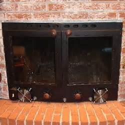 types of fireplace inserts