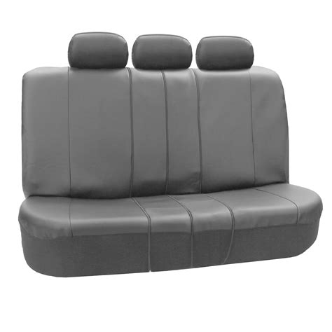 split bench seat covers premium leatherette split bench seat covers ebay
