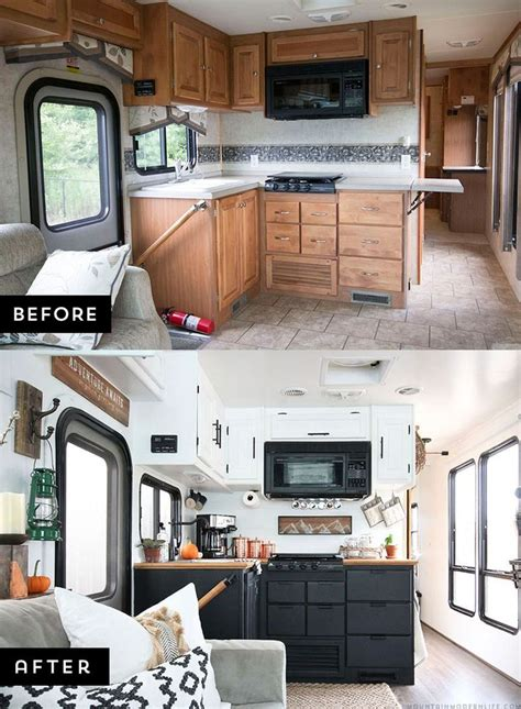 rv ideas renovations cer remodel ideas 39 cer remodeling rv and cing
