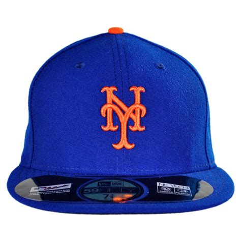 new era new york mets mlb home 59fifty fitted baseball cap