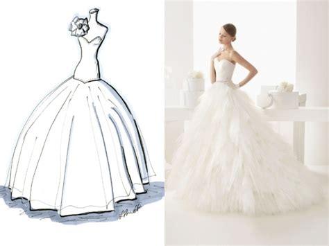 Brautkleider Zeichnen Lernen by Brautkleid Persunkleid
