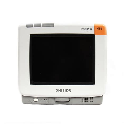 Monitor Philips philips intellivue m8105a mp5 patient monitor pacific llc