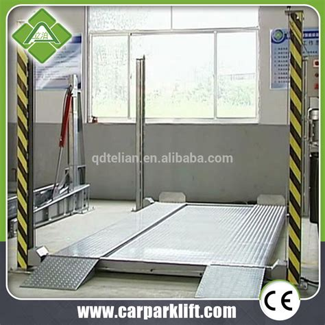 Car Lifts For Home Garage Prices by Price For Portable Hydraulic 4 Post Car Lifts For Home