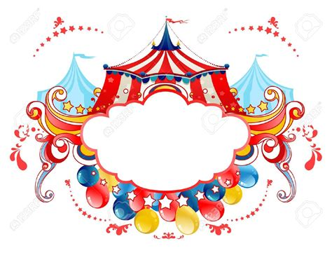 Carnival Borders Clipart by Tent Clipart Vintage Carnival Tent Pencil And In Color