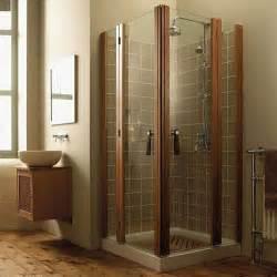 Corner Fiberglass Shower Enclosures Large Corner Shower Units Housewarming