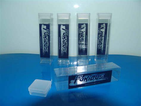 tubos cuadrados de pvc claro tubos cuadrados packaging tubos de pvc materiales