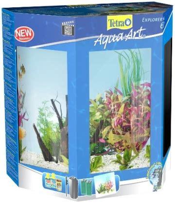 Aquarium 60 Liter 109 by Tetra Aquaart Explorer Line Tropisches Aquarium Komplett