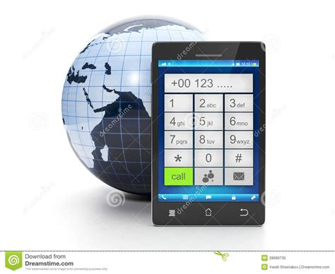 free calls to mobile phones call from a mobile phone royalty free stock photo image