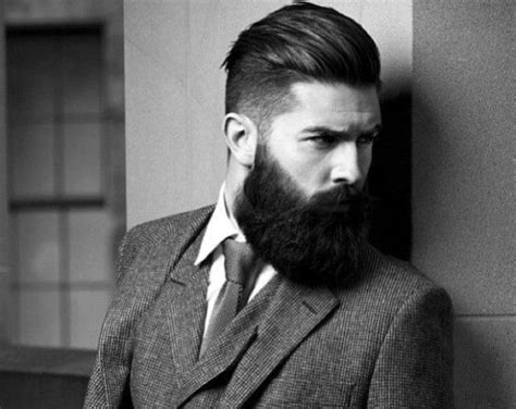 mens haircuts and beards 2015 50 hairstyles for men with beards masculine haircut ideas