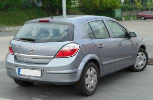 Opel Astra Parts Opel Astra 1 6 Twinport Technical Details History Photos