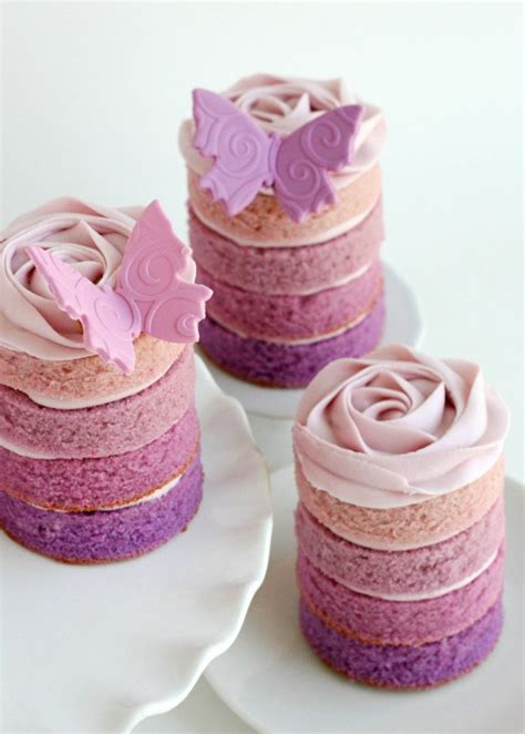 Ausgefallene Torten by Fancy Cake Seductive Mini Cakes The Inspired Fresh