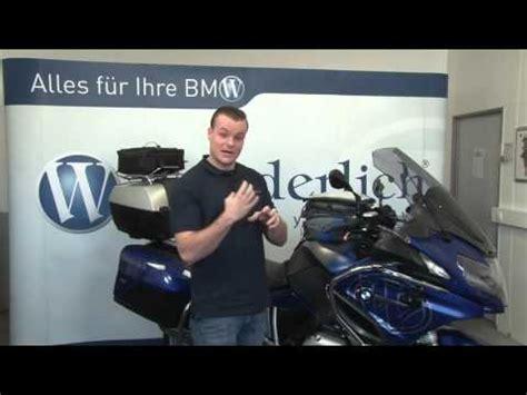 Wunderlich Motorrad Abdeckplane by Wunderlich Anbauvideo Abdeckung Einspritzanlage R Ninet