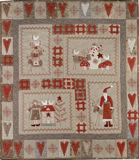 Scandinavian Quilt Designs block of the month quilts scandinavian