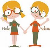 Hola Y Adi&243s  CANCIONES INFANTILES YA COM