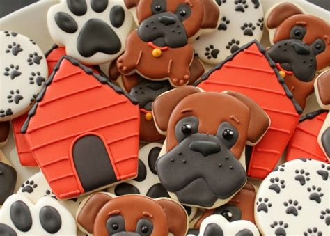 puppy cookies celebrating and friends with cookies the sweet adventures of sugar