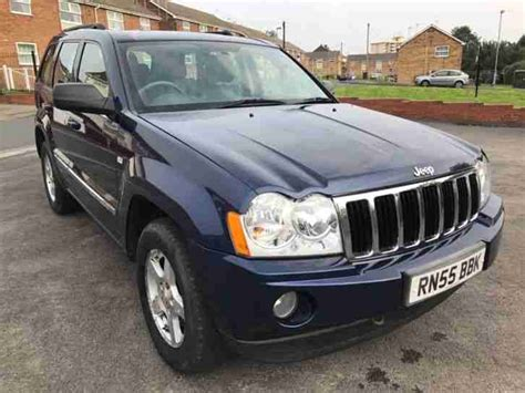 Jeep Grand 2006 For Sale Jeep 2006 Grand 3 0 Crd Diesel Automatic Car For