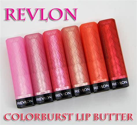 Lipstik Revlon Colorburst Lip Butter new from revlon colorburst lip butter swatches photos