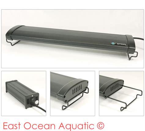 odyssea lighting aquarium t5 t5 l odyssea dual pro t5ho 80w x 2