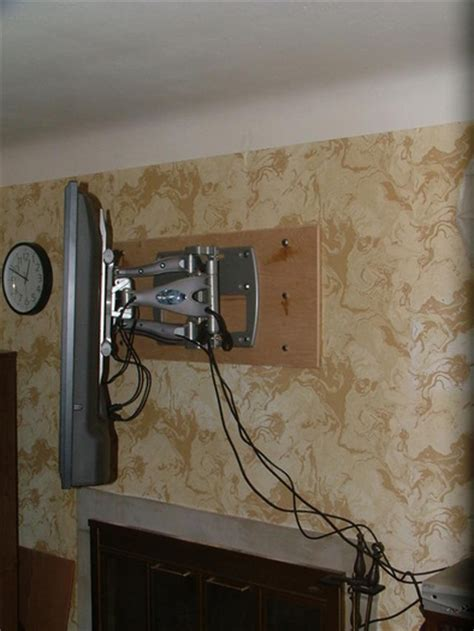 wall mounting  plywood question avs forum home
