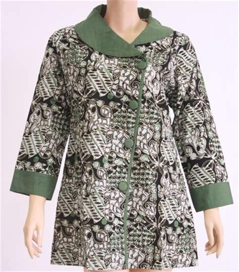 Baju Atasan Wanita Batik atasan batik wanita untuk kerja model baju batik