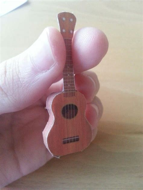Papercraft Guitar - 17 best images about papercraft on mudkip