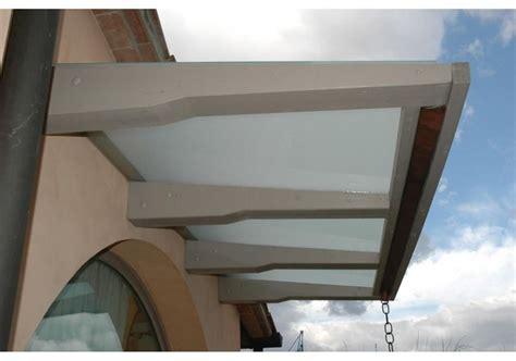 tettoie in vetro e legno pensiline in vetro pergole tettoie giardino