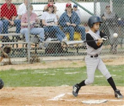 good baseball swing good young hitters