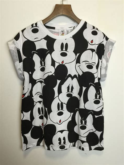 Sweater Logo Mickey Mouse Roffico Cloth 2015 new mickey t shirt s sleeve