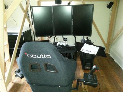 Obutto Revolution Racing Simulator review obutto r3volution gaming cockpit article feedback simhq forums