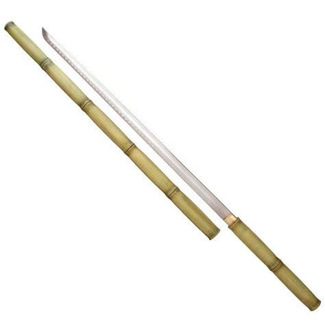 Japanese Carbon Steel Kitchen Knives Bamboo Lamp Photo Bamboo Katana