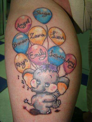 tattoo ideas yahoo grandchildren tattoos ideas to represent